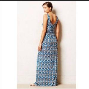 Vanessa Virginia maxi dress from Anthropologie